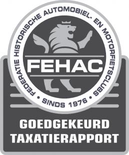 Fehac goedgekeurd taxatierapport logo